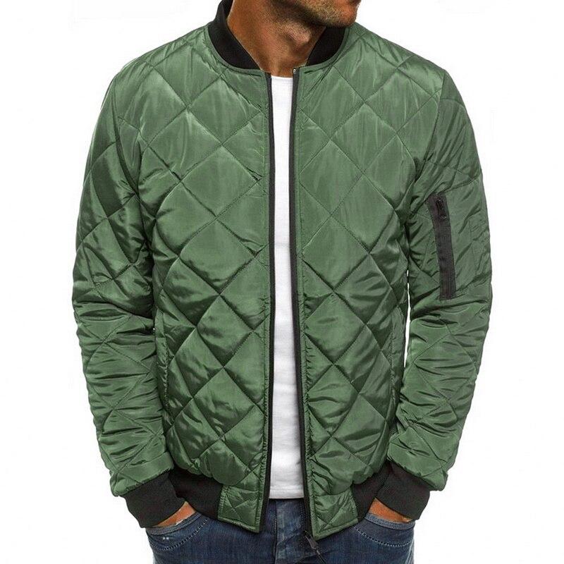 H6be71530bf64416fb023785a77285bfas 2019 Autumn Winter Jacket Men Warm Coats Streetwear New Male Lightweight Windproof Packable Jacket hip hop baseball Coat Outwear