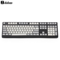 Light White Grey PBT Blank XDA Keycaps ANSI ISO Cherry Mx For Mechanical Keyboard Xd64 Xd60 Xd68 Xd84 Xd96 Planck 87 104 Tkl