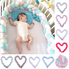 3.5M Length of baby nests Head guard Knot cushion Bed Baby cot