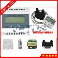 TDS 100M L2 Ultrasonic Modular Flow Meter Water Oil Flowmeter for Liquids DN300~6000mm 30 160C Sensor L2 Transducer