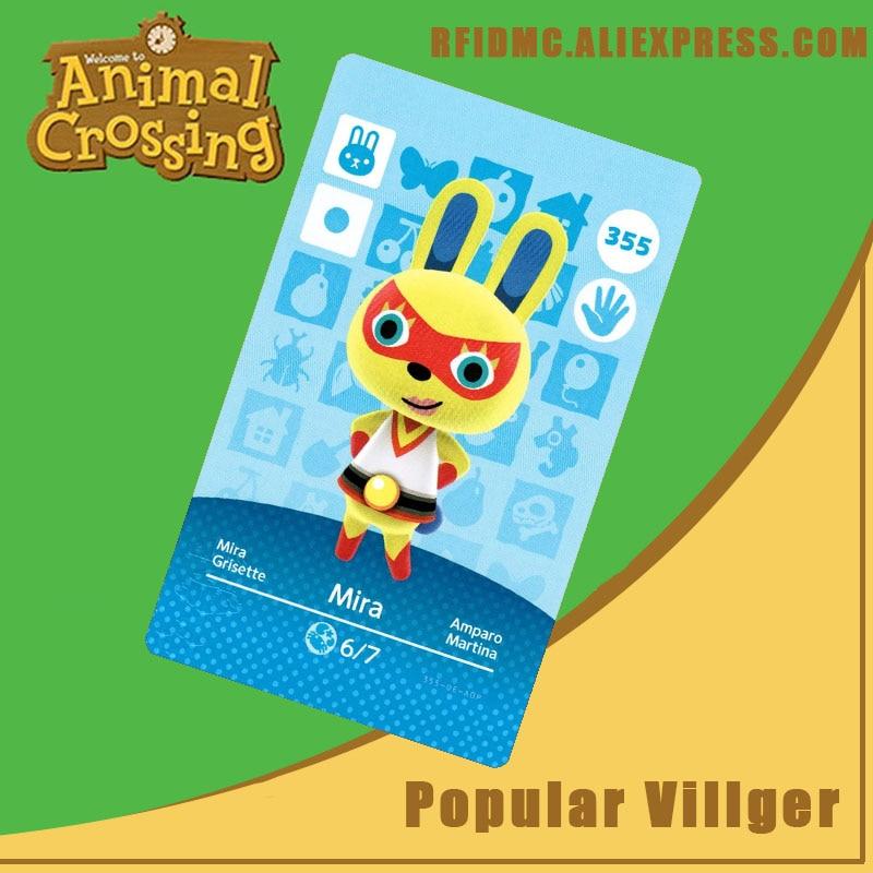 355 Mira Animal Crossing Card Amiibo For New Horizons