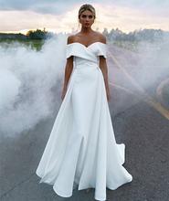 Свадебные платья Русалочки 2021 мягкие Сатиновые с открытыми