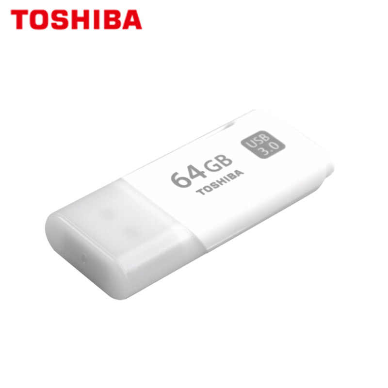 100% Original Toshiba U301 USB Flash Drive 32GB 64GB USB 3.0 High Speed Pen Stick Memory Stick Mini U disk
