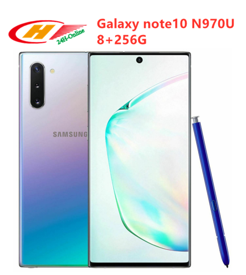 Samsung Galaxy Note10 256GB 8GB WCDMA/CDMA/GSM/LTE NFC Quick Charge 3.0 Wireless Charging