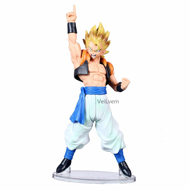 Dragon Ball Z Super Saiyan Vegeta Gogeta 1 Son Goku vegetto vegito PVC Action Figure Toy brinquedos figura dragonball colosseum
