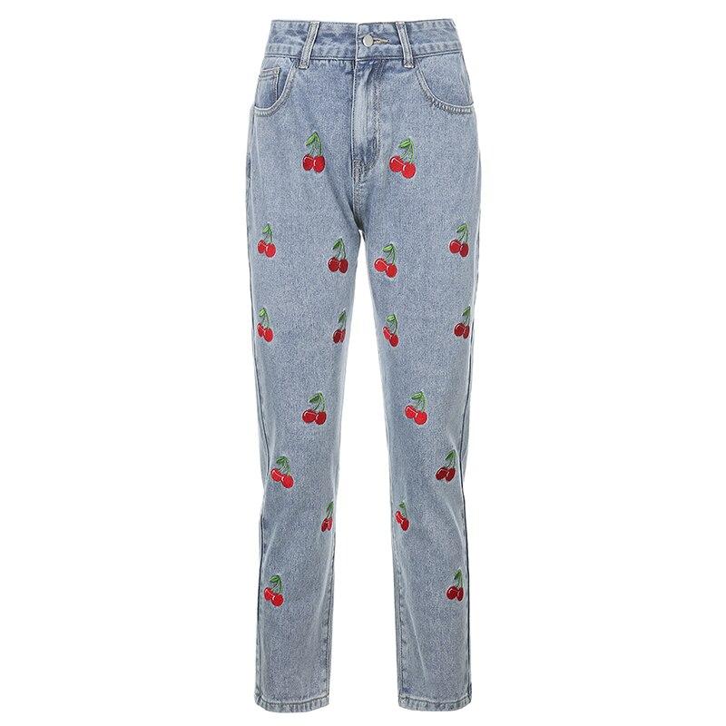Cherry Jeans