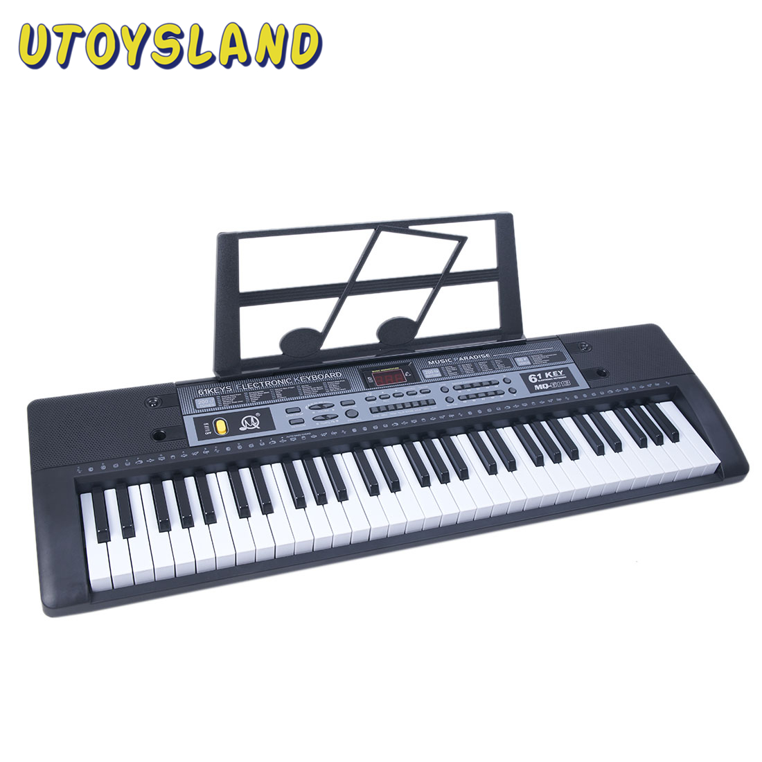 Hot Sale 61 Keys Children Digital Music Electronic Keyboard Key Board Electric Piano With Stand And Microphone Children Gifts