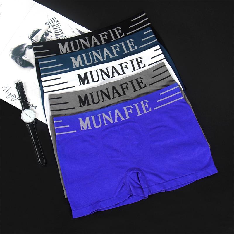 Sexy Men Underwear Boxer Gay Men Underpants Cueca Male Panties Gift For Men Underware Boxershorts CM100