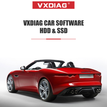 VXDIAG VCX Car accessories Newest Software HDD/SSD for BMW DAS/XENTRY for Benz MB Star Diagnostic tool For ODIS 6154 Hard disk
