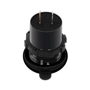 Image 5 - 12V/24V Metall Wasserdicht Dual QC 3,0 USB Schnelle Auto Ladegerät Power Outlet Voltmeter