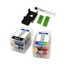 Akıllı kartuş dolum kiti canon PG510 CL511 510 511 XL mürekkep kartuşu için IP2700 IP2780 IP2880 MP240 445 446 810 811 dolum kiti