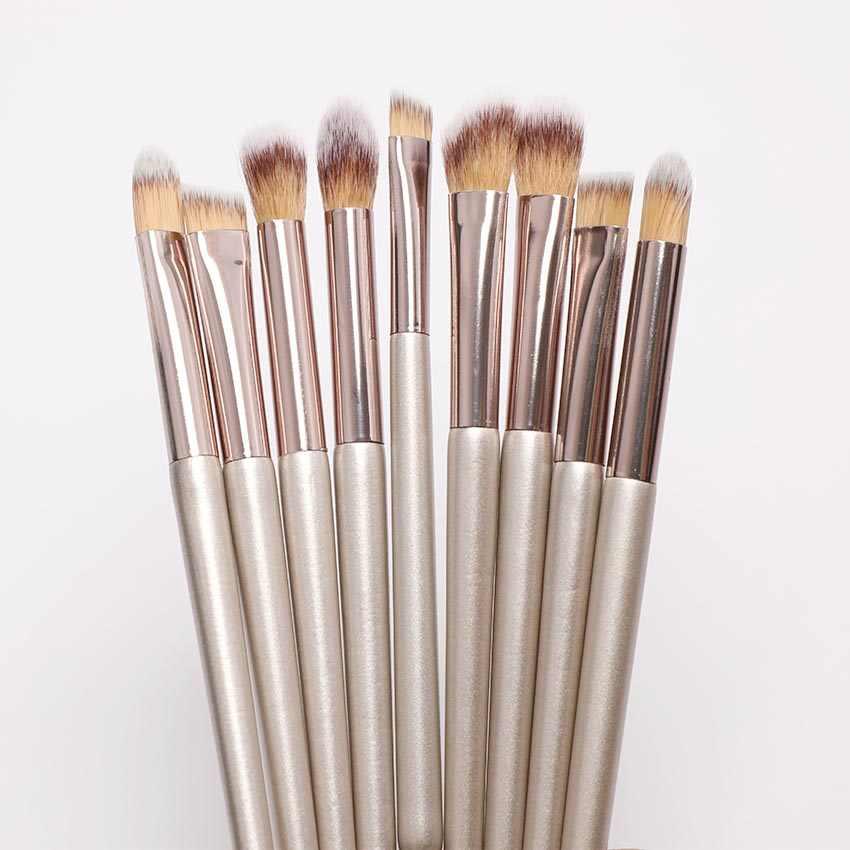Lemoda Professionele Make-Up Kwasten Set Foundation Poeder Blush Oogschaduw Concealer Lip Eye Make Up Brush Kit Beauty Tools