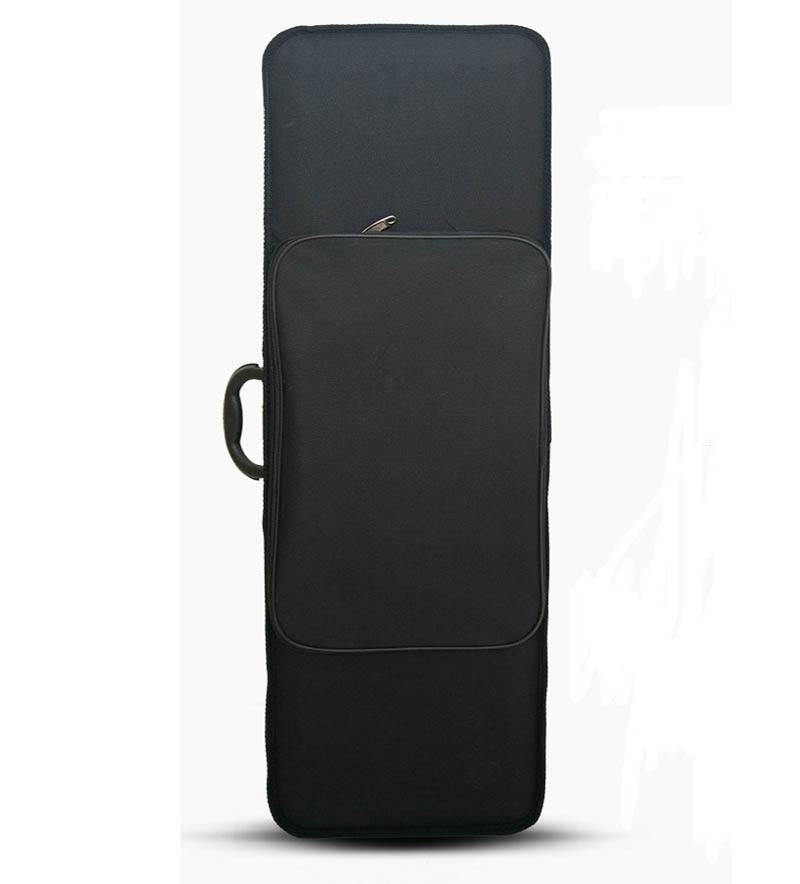 Freeshipping 4/4 3/4 1/2 1/4 1/8 Violin Popular Foam Square Box Ordinary Square Box Violin Box Violin Square Case