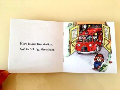 de idioma criancas livros historia bolso aprendizagem brinquedos
