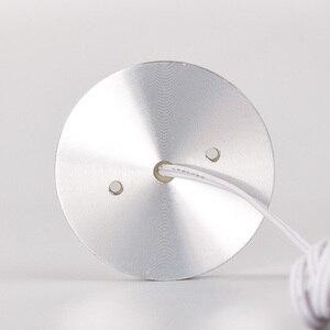 Image 5 - Szafka led światło punktowe 9LED DC12V 120lm 1.8W okrągłe cienkie dom umeblowanie dekoracyjne szafa szuflada wyświetlacz pojemnik ekspozycyjny 1 sztuk/partia