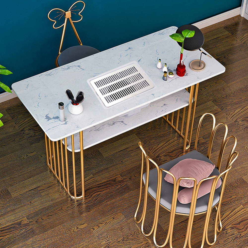 6W Built-in Table Deck…
