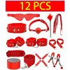 12 PCS Red