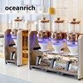 10000139675505 - Oceanrich tipo comercial para cafetera, cafetera automática por goteo, cafetera, café, café, cerveza, controlador de flujo de agua