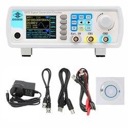 JDS6600 60MHz Digitale Controle DDS Dual-channel Willekeurige Golfvorm Functionele Signaal Generator Frequentie Meter Hoge Precisie