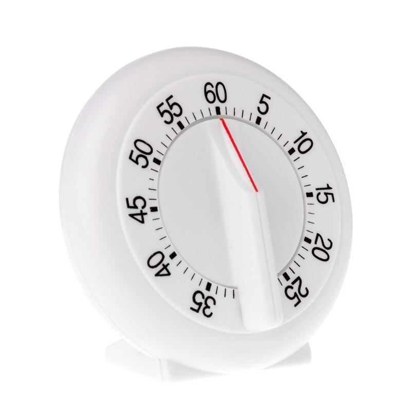Temporizador de Cozinha Tempo de Cozimento Nova Minutos Cozinha Lembrete Anel Contador Mecânico 2020 60