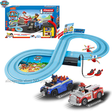 Paw patrol Carrera cooperation electric rail car boy children toy cartoon gift