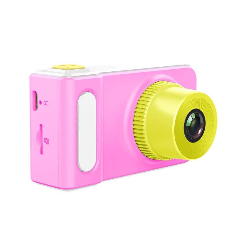 Cross Border For Hot Selling Sixth Generation Children Digital Camera Cartoon Children Camera Mini Single-lens Reflex Camera Gif