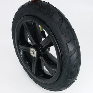 """Image 3 - 1 pc 8"""" 8X1 1/4 (200*45) Pneumatic Tire Inflatable Full Wheel For Electric Scooter Full Round Wheel"""
