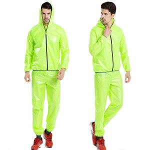 Image 2 - Rainsuit เสื้อกันฝนในครัวเรือน Merchandise Rainwear Impermeable RAIN ชุดเกียร์ฝนรถจักรยานยนต์