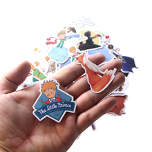 CA38 23Pcs/set Le Petit Prince DIY Skateboard Graffiti Laptop Badge Motorcycle Luggage Accessories