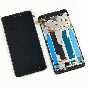 Image 5 - PINZHENG pantalla LCD para Xiaomi Redmi Note 4 4X, Snapdragon 625 MTK Helio X20, repuesto de pantalla LCD