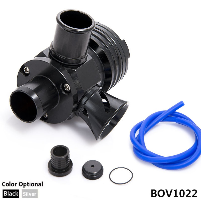 Blow Off <font><b>Valve</b></font> S Diverter Turbo BOV Boost For VW Audi <font><b>1.8T</b></font> Golf Jetta New Beetle Passat A4, TT BOV1022 image