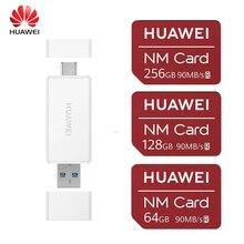 Новая карта памяти Huawei Nano 64 Гб 128 ГБ 256 ГБ NM для телефонов Huawei P30 P40 Mate XS Mate30 Mate20 Pro MatePad