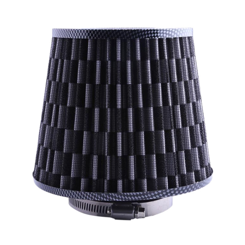 Automotive Air Filter General 76Mm Quality Car Motorcycle Intake System High Power Filter