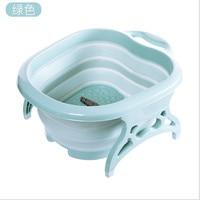 Foldable Foot Spa Pedicure Buckets Hot Water Tub Massage Bath Soak Feet Conair Portable Soaking Bucket Massage Basin