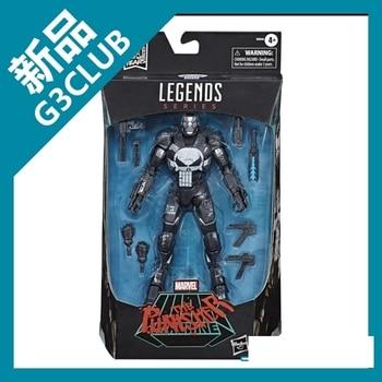 Marvel Legends 80th Anniversary Punisher Painting War Machine  mode Figure Model Dolls Figurals