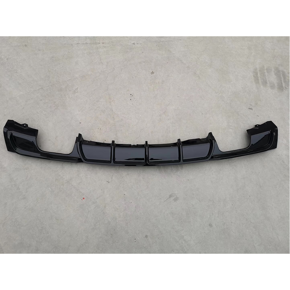 ABS Black Rear Bumper Diffuser for BMW F30 F31 3 Series M Sports 320 328 330 335 340 2012   2018 Bumpers    - title=