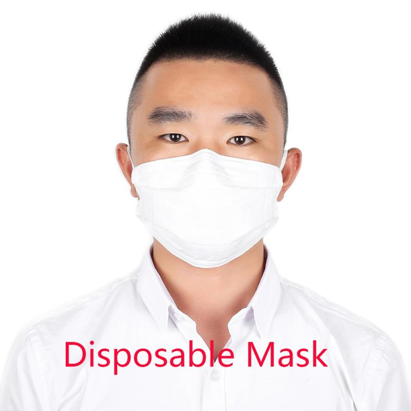 Reusable Mask Anti Dust Fog Face Mouth Mask Proteccion Respirator Cotton PM2.5 Filter Anti Dust Washable Disposable Masks