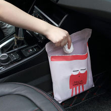 15pcs/set Car Accessories Car Waterproof Organizer Biodegradable Rubbish Bags Truck Garbage Bags Car Seat Back Storage Vehicle(China)