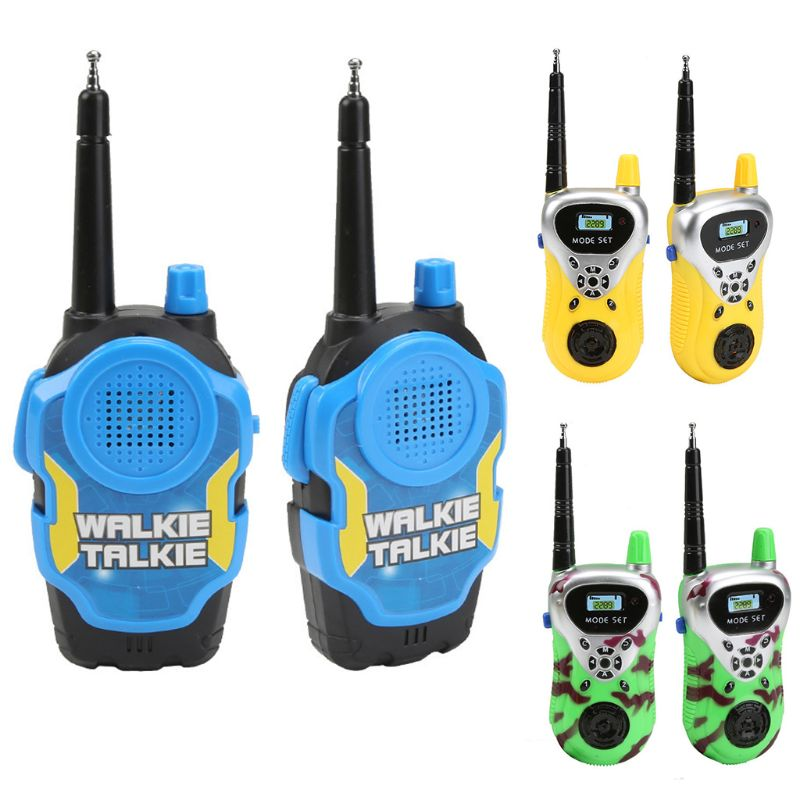 Remote Wireless Call Electric Walkie-talkie Children Play House Role Playing Game Toy