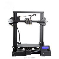 Máscaras build-plate power-supply diy-kit power-falha-impressão magnética pro-impressora Ender-3