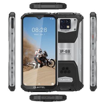 OUKITEL WP6 10000mAh 6.3'' FHD+ IP68 Waterproof Mobile Phone 6GB 128GB Octa Core 48MP Triple Cameras Rugged Smartphone 5