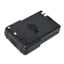 4 × 単三電池ケースボックス BT 32 ケンウッド TH 22A/E TH 42A TH 79A/E 双方向ラジオブラック