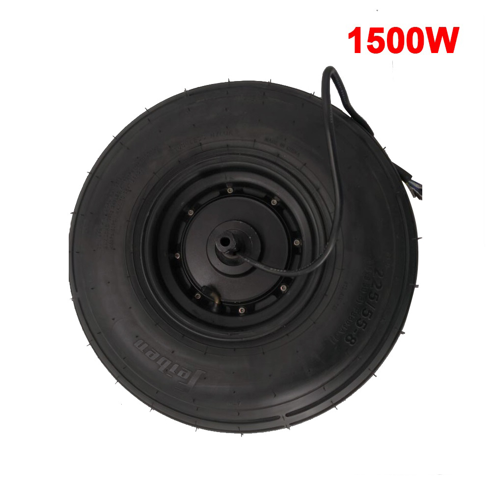 1500W <font><b>60V</b></font> Scooter Drive <font><b>Motor</b></font> Wheel e bike Hub <font><b>Motor</b></font> Electric Motocycle Citycoco Scooter Electric Bicycle <font><b>Motor</b></font> Wheel image