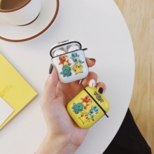 Cartoon Pokemons Wireless Bluetooth Earphone Case For Apple AirPods 2&1 Silicone Charging