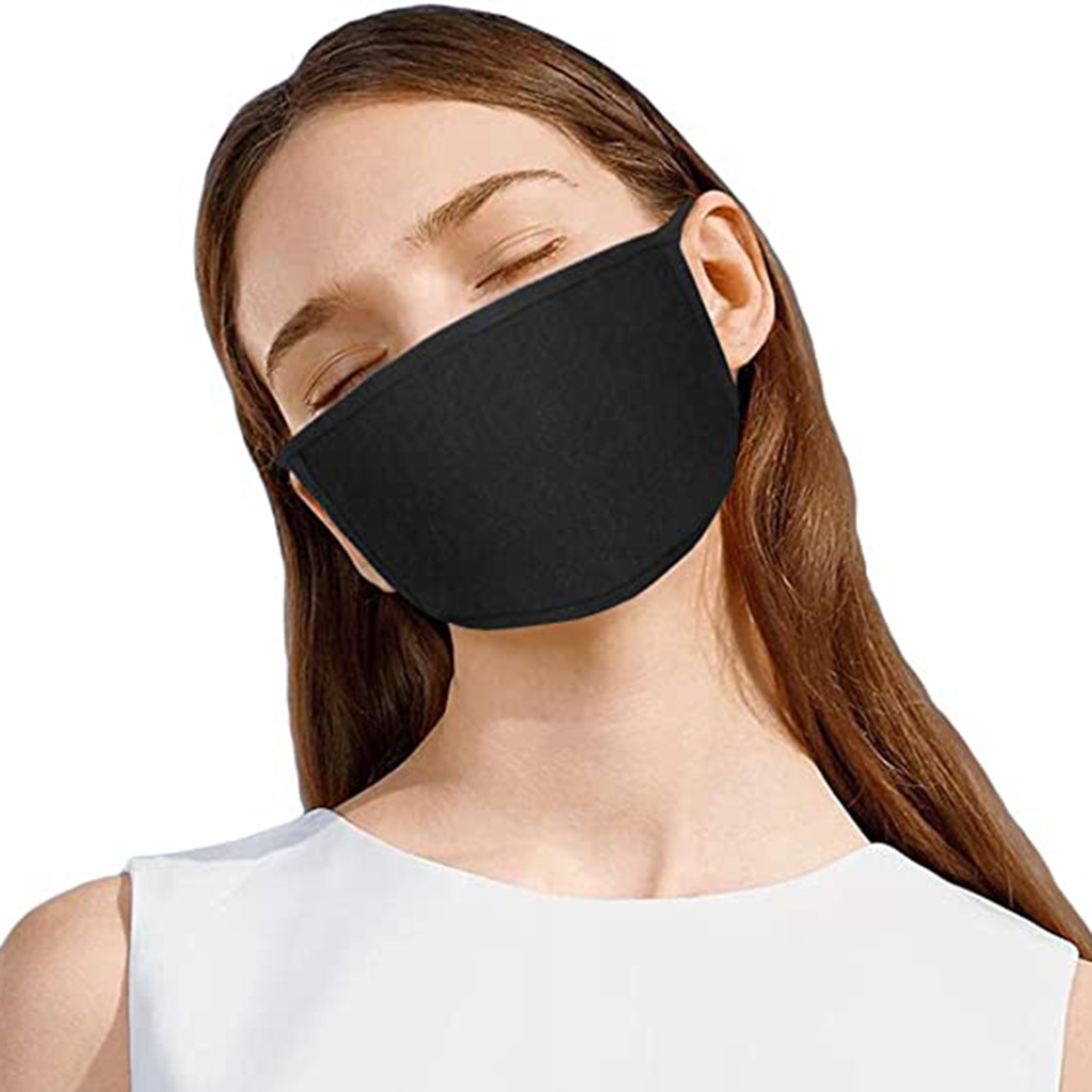 8PCS PM2.5 Anti-dust Reusable Cotton Mouth Face Masks Mouth Cover  Breathable Respirator Mascarillas Masque Free Shipping