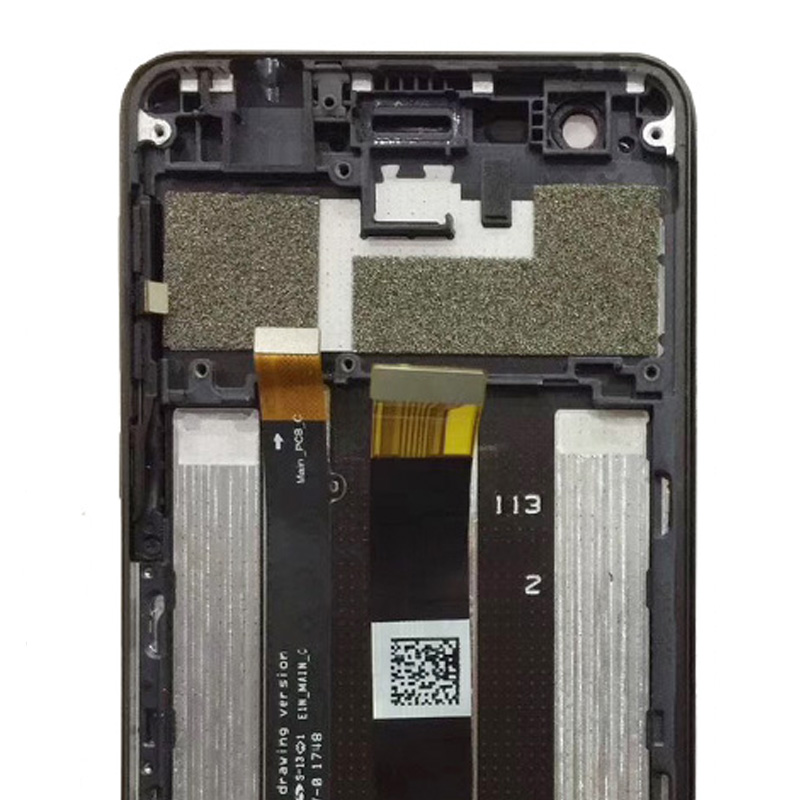"""Original 5.0""""For Nokia 2 LCD with Frame Display Touch Screen Digitizer Assembly Replacement For Nokia 2 TA-1029 TA-1035"""