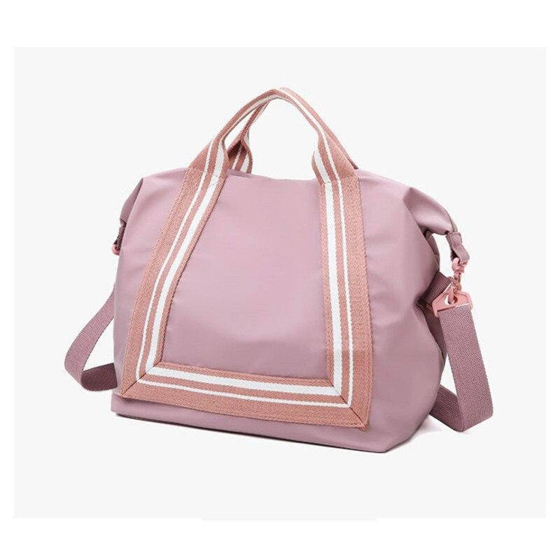 Gym Bag Large Capacity Dry Wet Separation Waterproof Sports Backpack For Women Men Basketball Yoga Dance Training Bag
