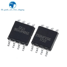 5PCS W25Q64FVSSIG SOP8 W25Q64 SOP 25Q64FVSSIG 25Q64FVSIG W25Q64FVSIG SOP-8 25Q64 SMD new and original