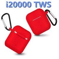 i20000 TWS In ear sensor Wireless Earphone 8D Super Bass 1536U TOP Chip PK i500 TWS i500tws i60 i800 i1000 TWS i2000 tws Air2