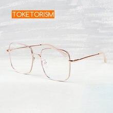 Toketorism большая оправа для оптических очков очки с сисветильник